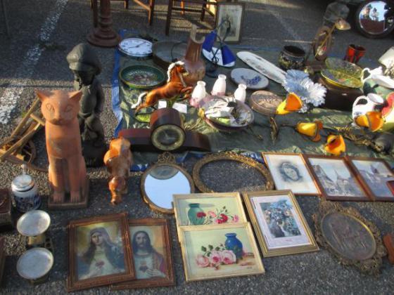 Vide-greniers - Azay-le-Rideau