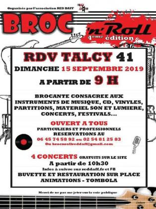 BROC'n'ROLL de Talcy