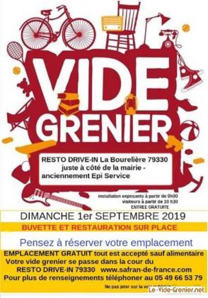 Vide-greniers de Luché-Thouarsais