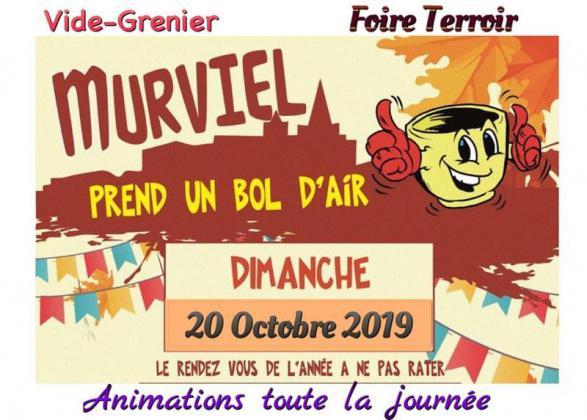 Vide-greniers de Murviel-lès-Béziers