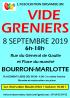 Vide-greniers de Bourron-Marlotte