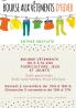 Bourse de vêtements, puériculture, jeux et jouets de Pont-l'Évêque