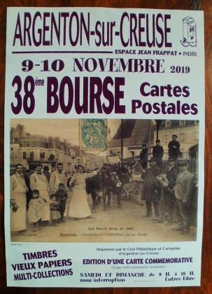 Bourse multi-collections - Argenton-sur-Creuse
