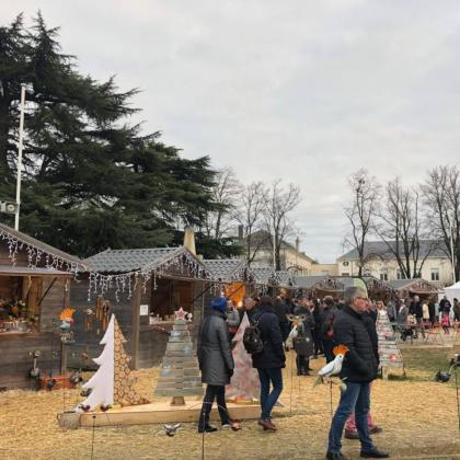 Marché de Noël de Fontenay-le-comte