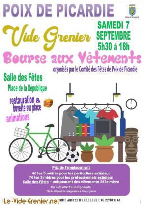 Vide-greniers de Poix-de-Picardie
