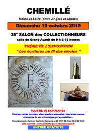 Salon des collectionneurs de Chemillé-en-Anjou