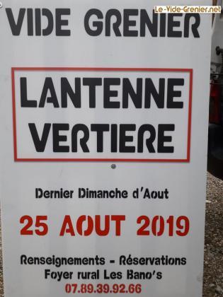 Vide-greniers de Lantenne-Vertière