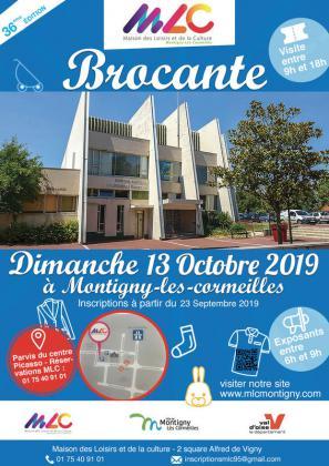 Brocante Vide-greniers de Montigny-lès-Cormeilles
