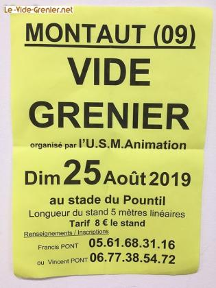 Vide-greniers de Montaut
