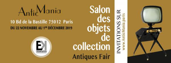 Salon des Objets de Collection de Paris 12