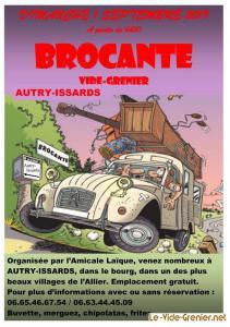 Brocante Vide-greniers - Autry-Issards