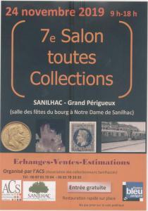 Salon toute collections de Sanilhac