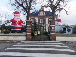 Marché de Noel de Saint-Germain-sur-Avre