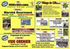 Vide-greniers de La Roche-Chalais