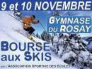 Bourse aux skis des écoles libres de Sallanches
