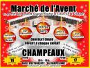 Marché de l'Avent à Champeaux