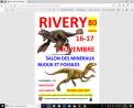 Salon des minéraux et fossiles de Rivery