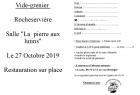 Vide-greniers de Rocheservière
