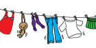Bourse aux vêtements de Rongères