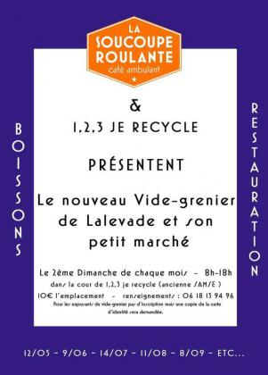Vide-greniers de Lalevade-d'Ardèche