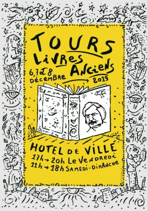 Salon Livres Anciens de Tours