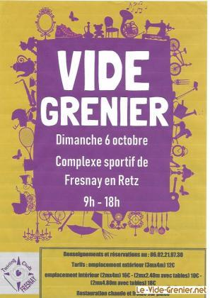 Vide-greniers de Fresnay-en-Retz