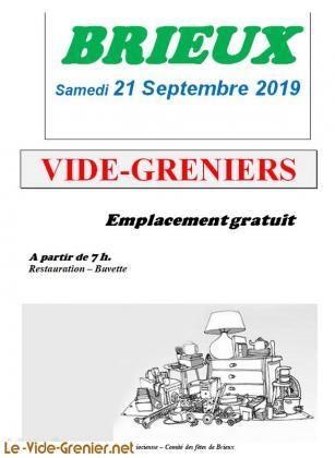 Vide-greniers de Brieux