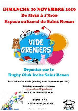 Vide-greniers de Saint-Renan