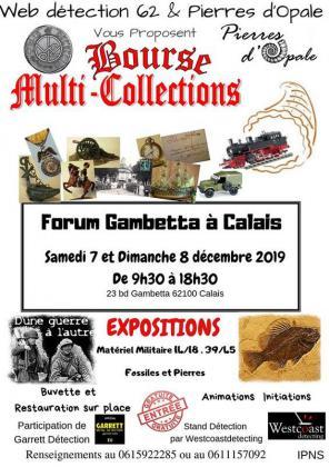 Bourse Multi collections de Calais