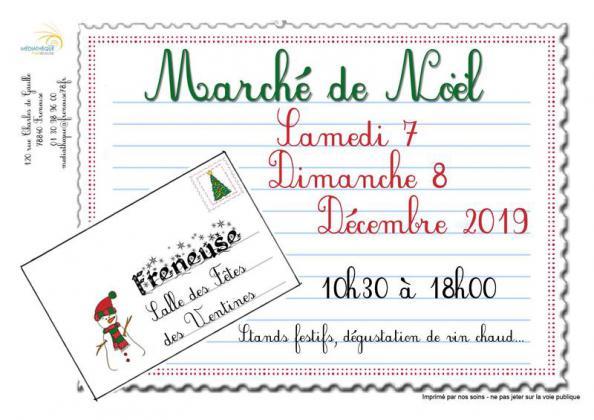 Marché de Noël de Freneuse