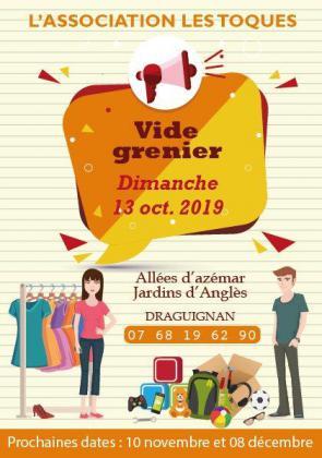 Vide-greniers de Draguignan