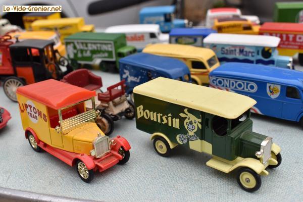 Bourse d'échange miniatures automobiles de Fleury-sur-Orne