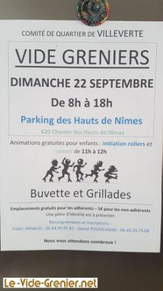 Vide-greniers de Nîmes