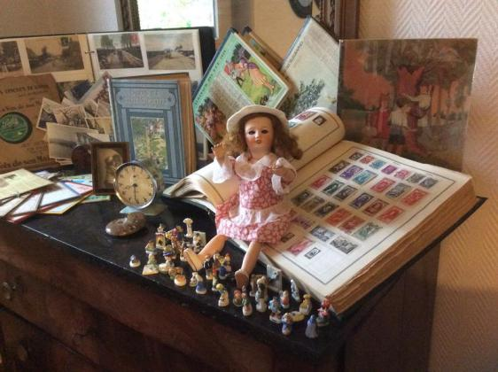 Salon brocante collections - Anduze
