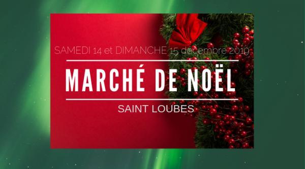 Marché de Noël de Saint-Loubès