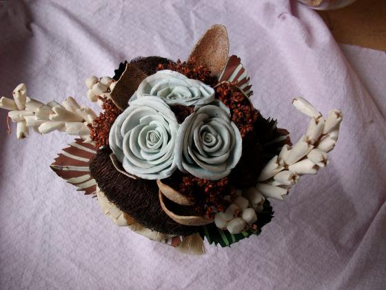 Fleurs Séchées- Neuves