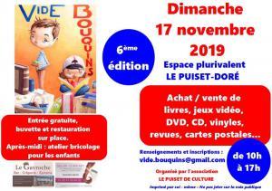Vide-Bouquins de Montrevault-sur-Èvre