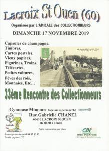 Rencontre des Collectionneurs de Lacroix-Saint-Ouen