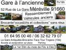 Brocante de la Gare (Mereville)