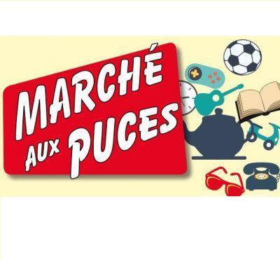 Marché aux puces populaire de Montceau-les-Mines