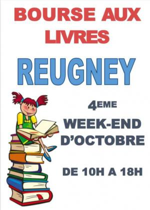 Bourse aux livres de Reugney