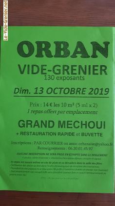 Vide-greniers - Orban