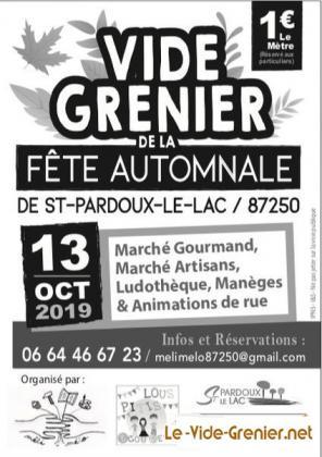 Vide-greniers - Le Palais-sur-Vienne