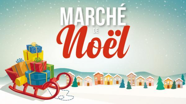 Marché de Noël à Rambouillet