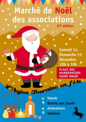 Marché de Noël à Saint-Maur-des-Fossés