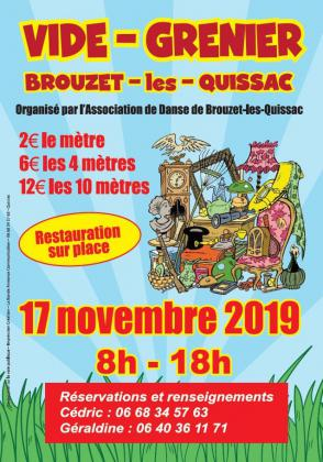 Vide-greniers de Brouzet-lès-Quissac