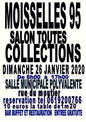 Salon toutes collections de Moisselles