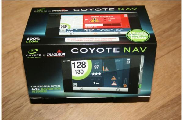 Coyote Nav