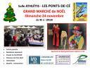 GRAND MARCHE DE NOEL - Les Ponts-de-Cé