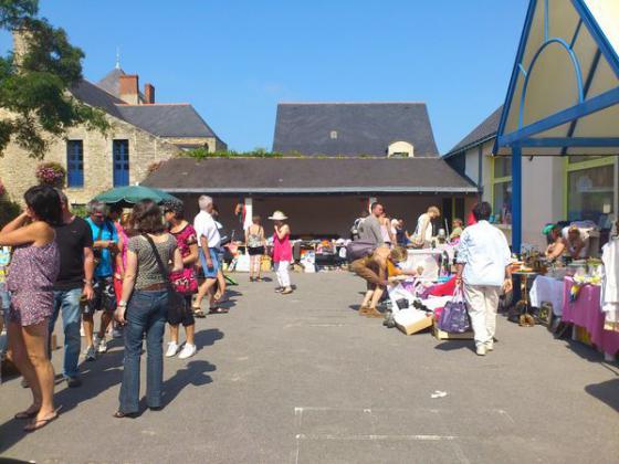 Vide-greniers de Piriac-sur-Mer